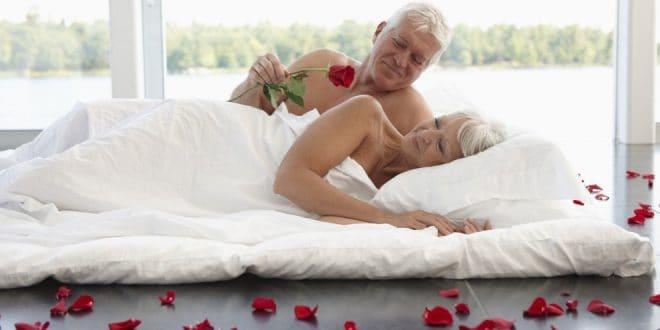 sexualidad en la menopausia pareja