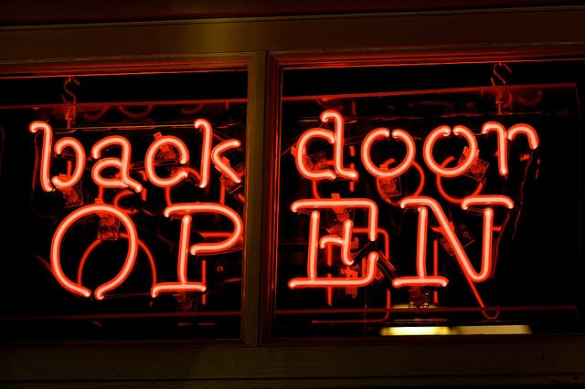 mitos sexuales sexo anal back door